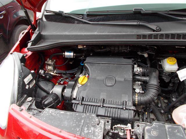 Fiat 500 L A Metano